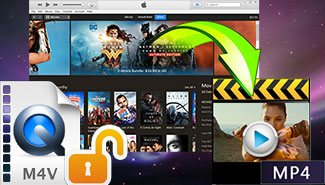 TuneMobie M4V Converter Plus for Mac